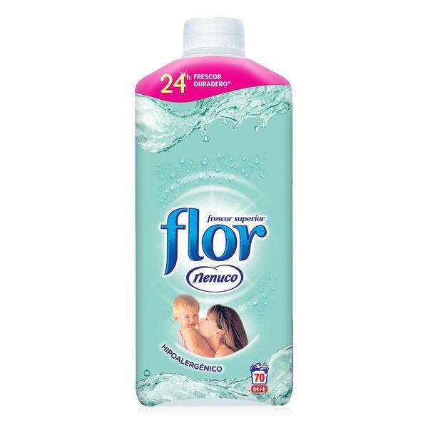 Płyn do Płukania Tkanin Koncentrat Flor Nenuco 1,5 l (70 prań)