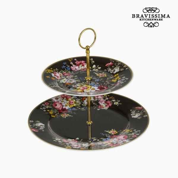 Naczynia do Przystawek Porcelana - Kitchen's Deco Kolekcja by Bravissima Kitchen