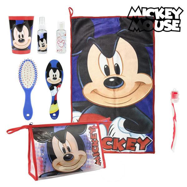 Kosmetická taštička s doplňky Mickey Mouse 8782 (7 pcs)