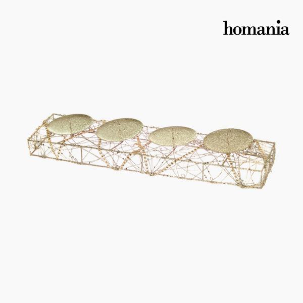 Świecznik Żelazo - New York Kolekcja by Homania
