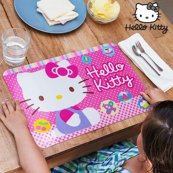 Prostírání Hello Kitty