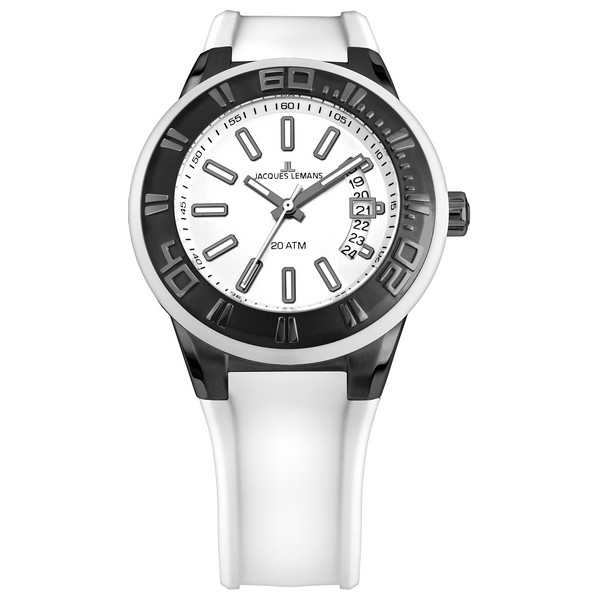 Zegarek Unisex Jacques Lemans 1-1784J (50 mm)