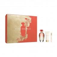 Souprava sdámským parfémem Unica Coral Adolfo Dominguez (3 pcs)