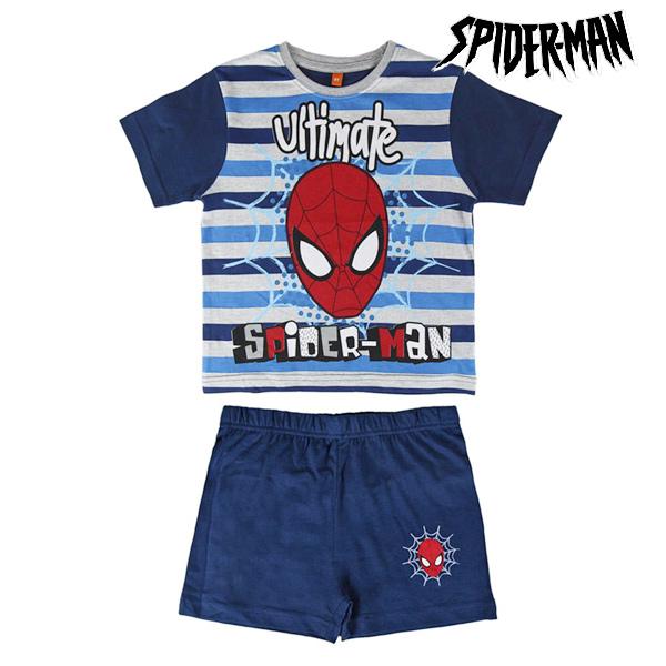 Chłopięca Piżamka na Lato Spiderman - 4 lata