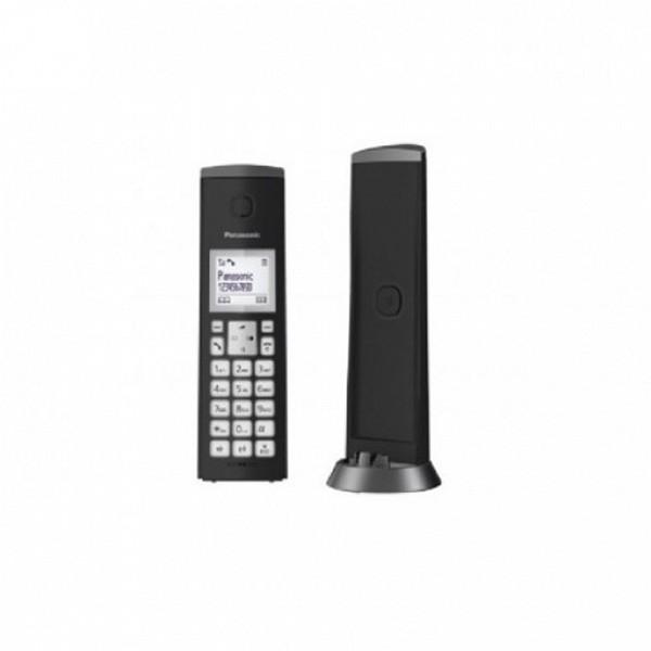 Telefon Bezprzewodowy Panasonic KX-TGK210SPB DECT Czarny