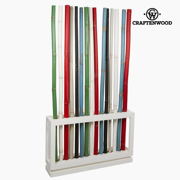 Barevný bambusový stojan by Craftenwood