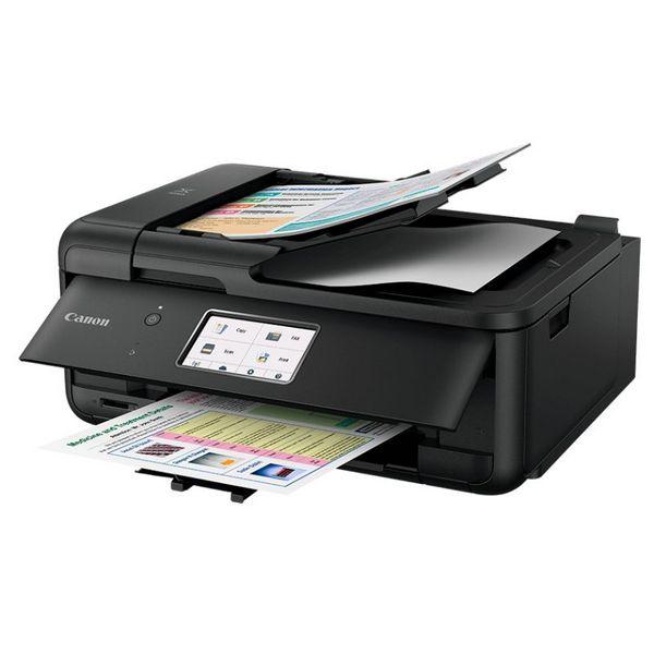 Multifunkční tiskárna Canon FEMMIY0188 2233C009 Pixma TR8550 WIFI Fax Černá