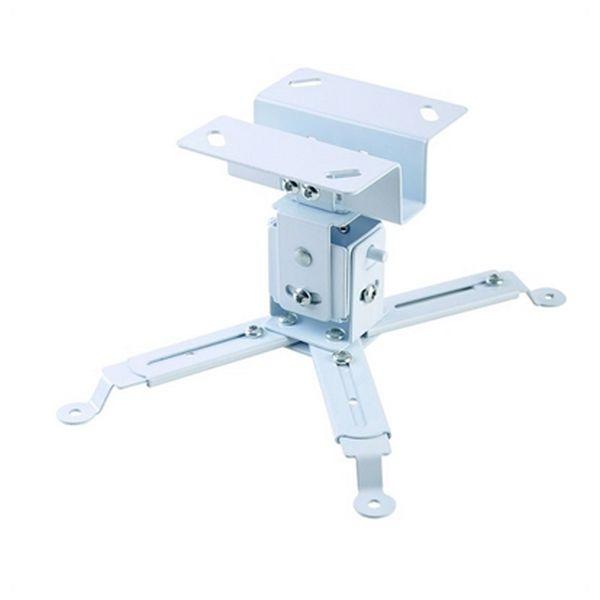 Naklápěcí Otočný Stropní Držák na Projektor iggual STP01 IGG314708 -22,5 - 22,5° -15 - 15° Železo Bí