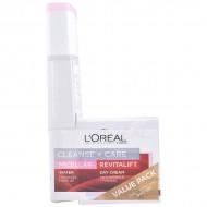 Zestaw Kosmetyków dla Kobiet Revitalift L'Oreal Make Up (2 pcs)