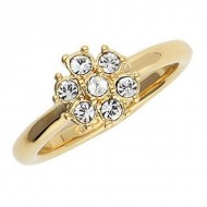 Dámsky prsteň Guess UBR28518-54 (17,19 mm)