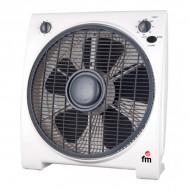 Nástenný ventilátor Grupo FM BF4 45W Biela