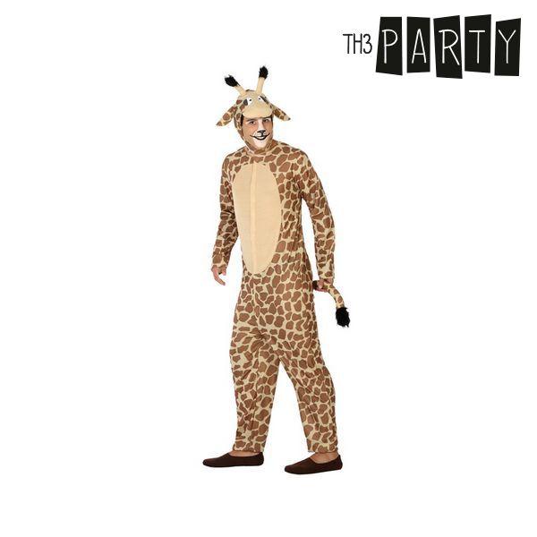 Kostým pro dospělé Th3 Party Žirafa - XL