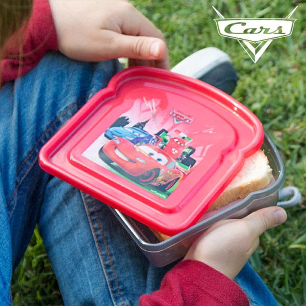 Dětský Svačinový Box Auta