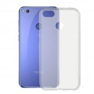 Puzdro na mobil Honor 8 Lite Flex Transparentná