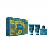 Souprava spánským parfémem Eros Versace (3 pcs)