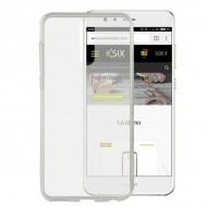 Puzdro na mobil Huawei Mate 10 Lite Flex Ultrafina Transparentná