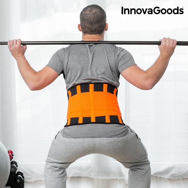 Sportowy Pas Korygujący i Redukujący InnovaGoods - XL