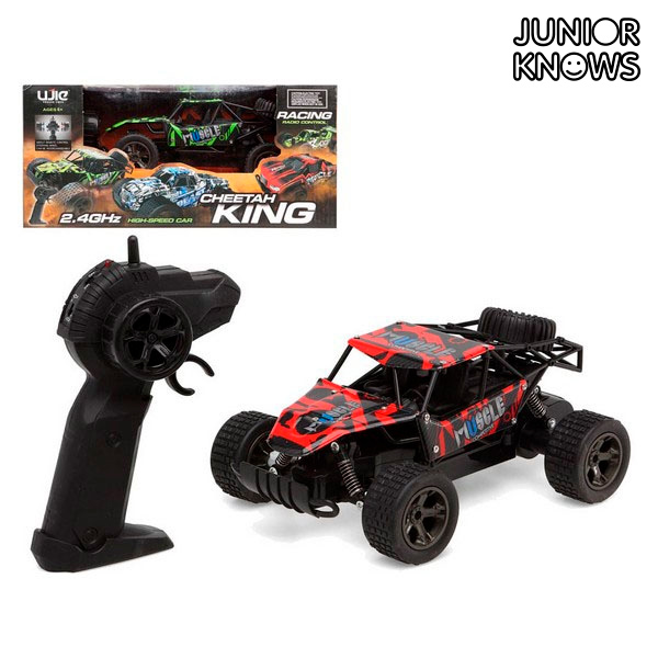 Remote control car Junior Knows 9240