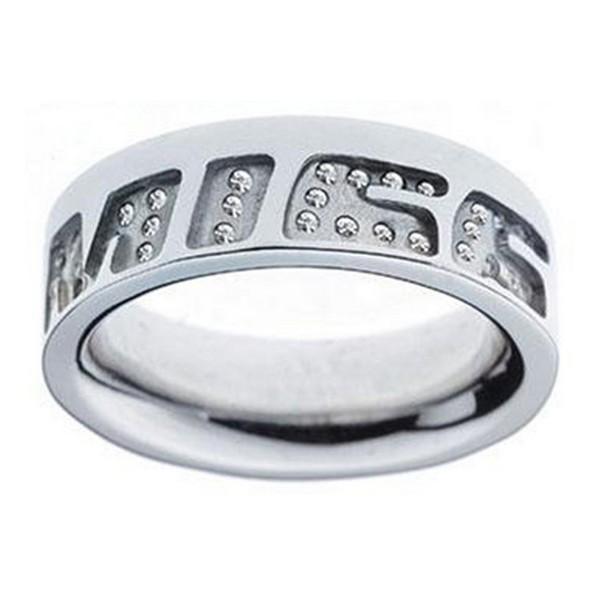 Dámský prsten Miss Sixty SM0908020 (19,10 mm)
