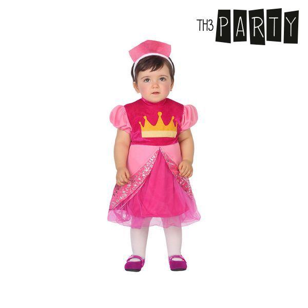 Kostium dla Niemowląt Th3 Party Księżniczka - 0-6 miesięcy