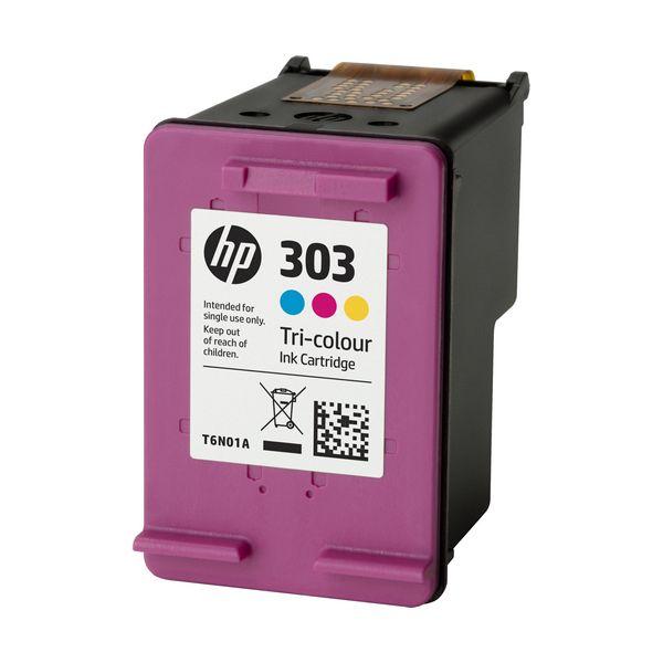 Oryginalny Wkład Atramentowy HP T6N01AE
