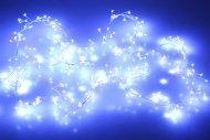 Světelný Mikro LED řetěz pro Interiér a exteriér, 310cm - Studeně bílé