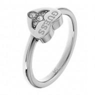 Dámský prsten Guess USR81003-54C (17 mm)