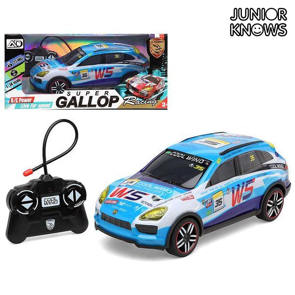 Remote control car Junior Knows 9202