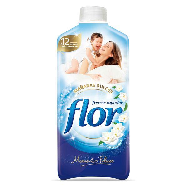 Płyn do Płukania Tkanin Flor Słodkie Poranki 1,4 l (64 prania)