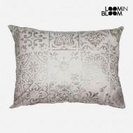Poduszka Beżowy (50 x 70 cm) - Queen Deco Kolekcja by Loom In Bloom