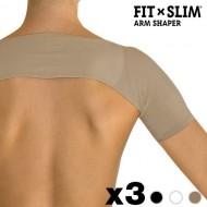 Fit X Slim Formující Rukávky (3 kusy v balení) - M