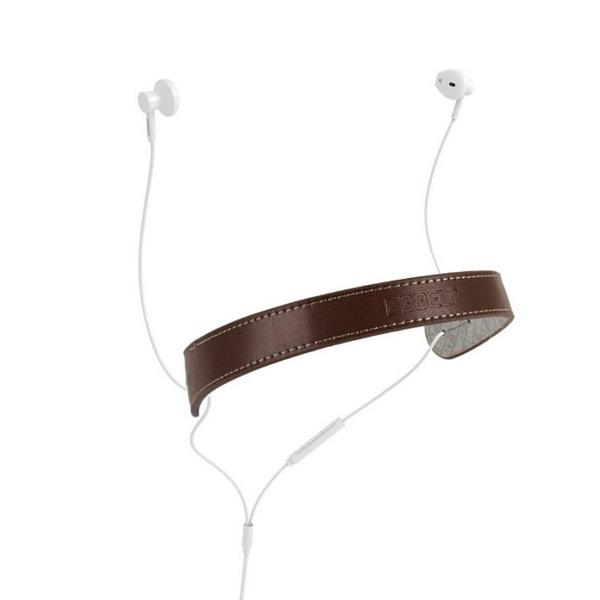 Słuchawki douszne Ebbelt CLASS 31370 Brązowy