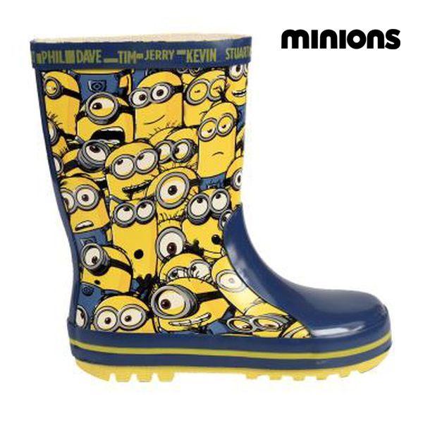 Children's Water Boots Minions 4755 (rozmiar 29)