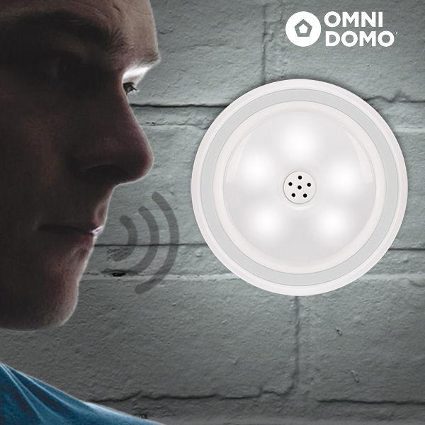 Światło LED z Sensorem Głosu Voluma