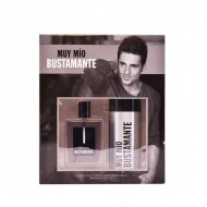 Souprava spánským parfémem Muy Mio Bustamante (2 pcs)
