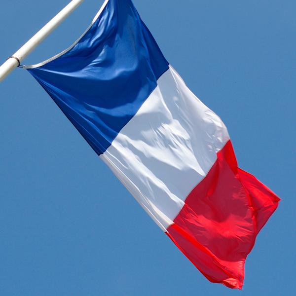 Francouzská Vlajka (150 x 90 cm)