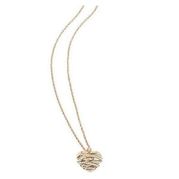 Dámský náhrdelník Guess UBN21619 (81 cm)