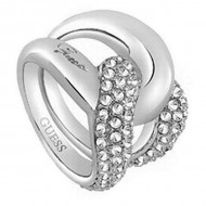 Dámský prsten Guess UBR72504-52 (16,56 mm)