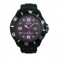 Pánske hodinky Qiin 0308DBBS (49 mm)