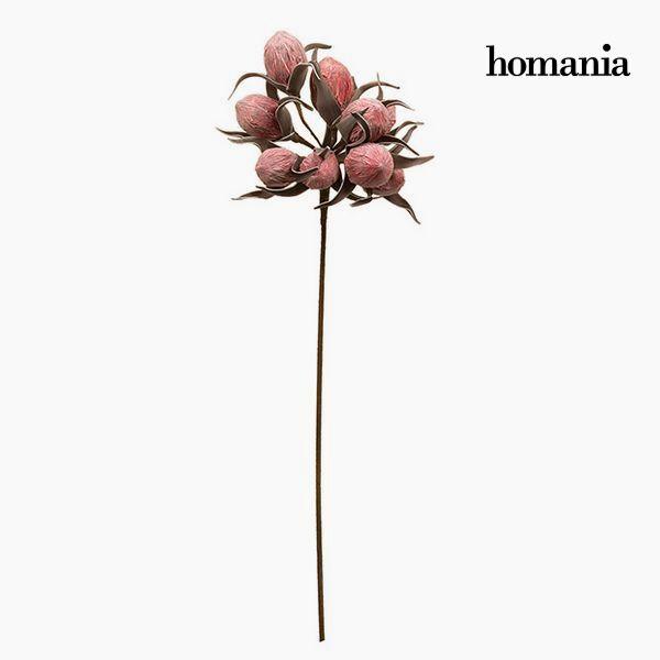 Květina Pěna Bílý Fialová by Homania