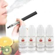 Náplne do E-cigariet - Ovocný mix, Bez nikotínu