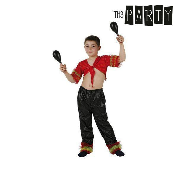 Kostium dla Dzieci Th3 Party Tancerz salsy - 7-9 lat