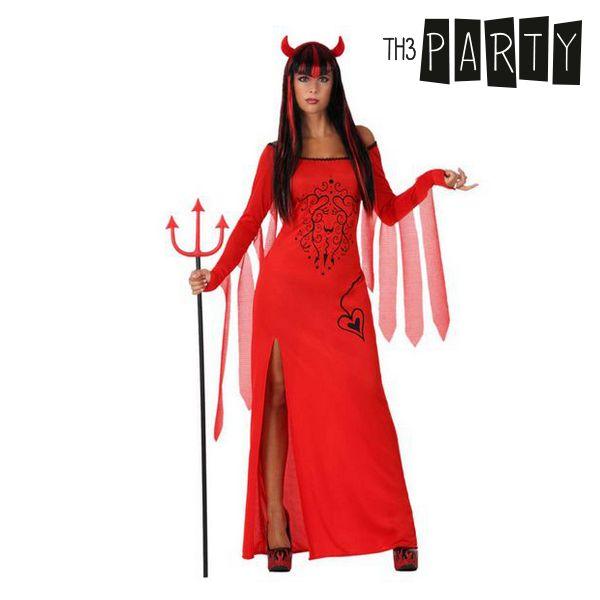 Kostium dla Dorosłych Th3 Party Demon woman - XL