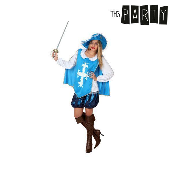 Kostým pro dospělé Th3 Party Mušketýrka - M/L