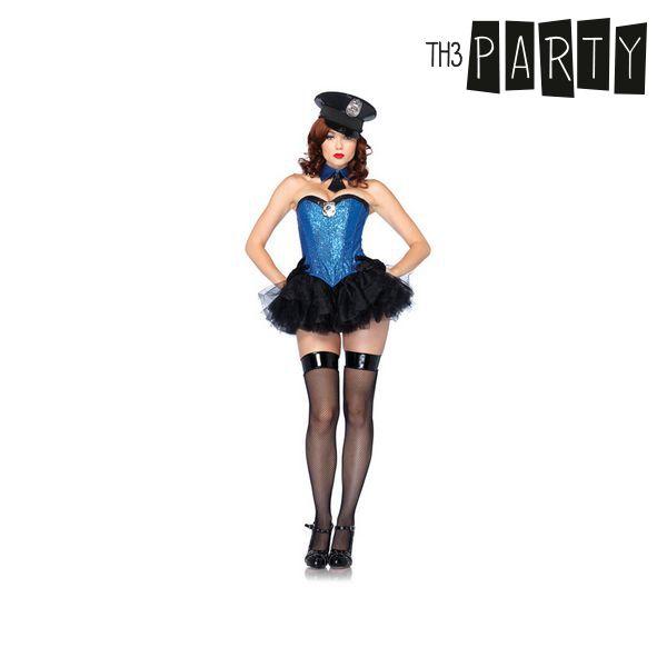Kostým pro dospělé Th3 Party Sexy policajt - M