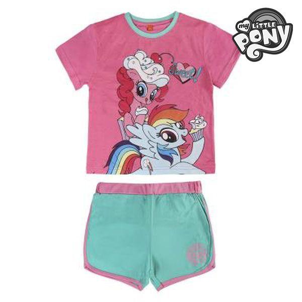 Chłopięcą piżamkę na lato My Little Pony 2542 (rozmiar 7 lat)