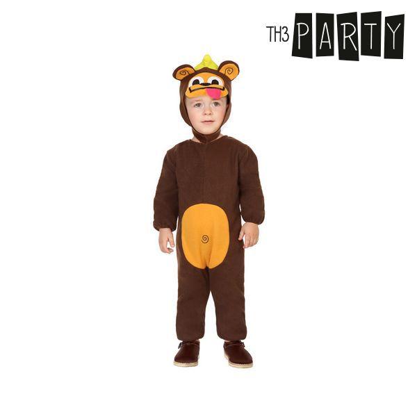 Kostium dla Niemowląt Th3 Party Małpa - 6-12 miesięcy