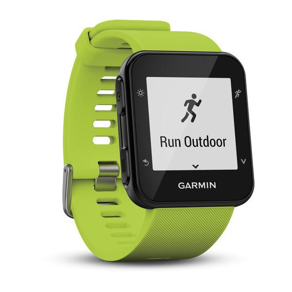 Chytré hodinky GARMIN Forerunner 35 GPS Tracking Waterproof 5 ATM Žlutý
