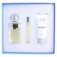 Souprava sdámským parfémem Eau De Rochas Rochas (3 pcs)