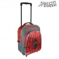 Plecak szkolny 3D z kółkami Spiderman 8218